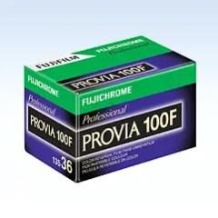 Fuji Provia 100F