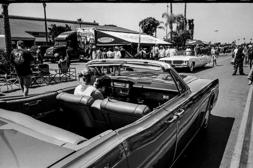 Suicide doors - Lincoln Continental