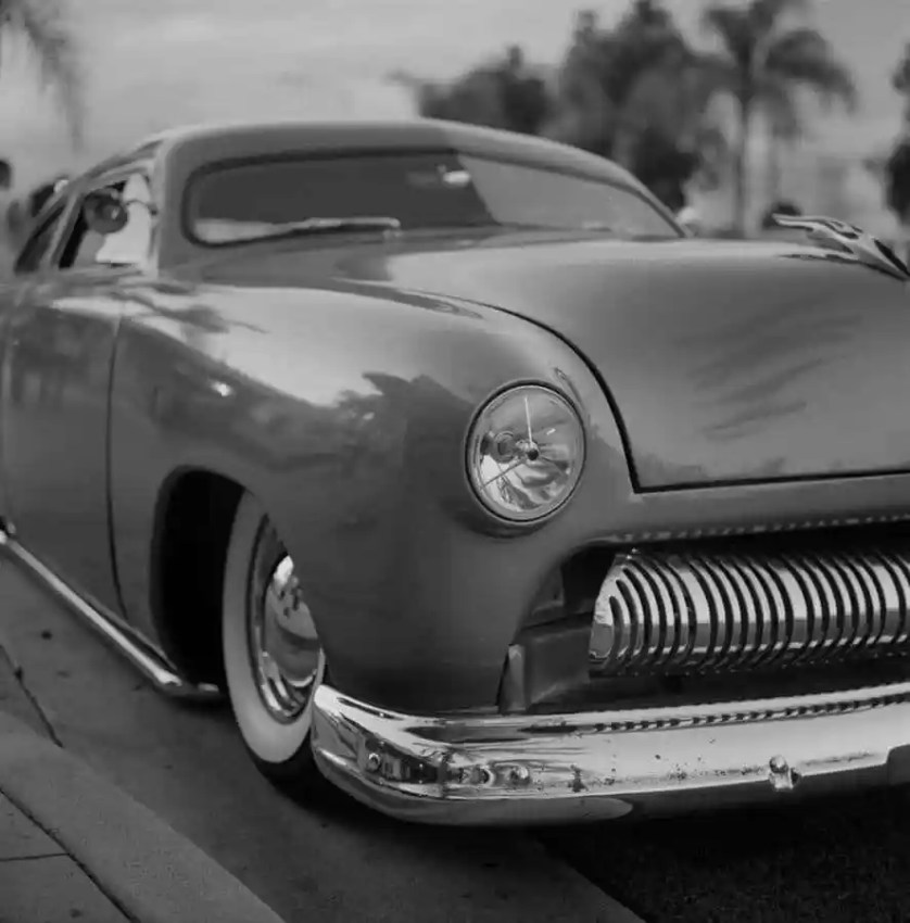 Chopped low rider - Cruising Grand, Escondido, California