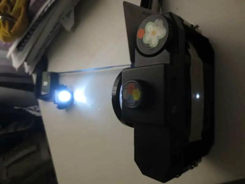 Holga - Magnifying Glass Calibration - BACK