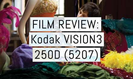 Film review – Kodak VISION3 250D 35mm motion picture film (5207)