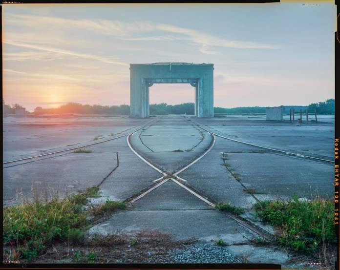 Launch Complex 34 at Sunrise, 2014, © Joseph Gamble