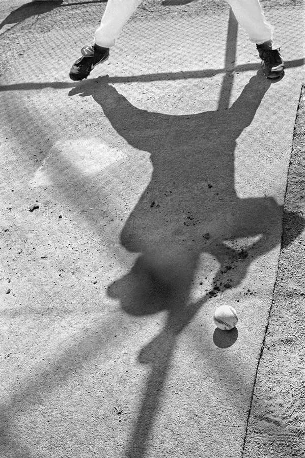 B.P. Silhouette, 2004, © Joseph Gamble
