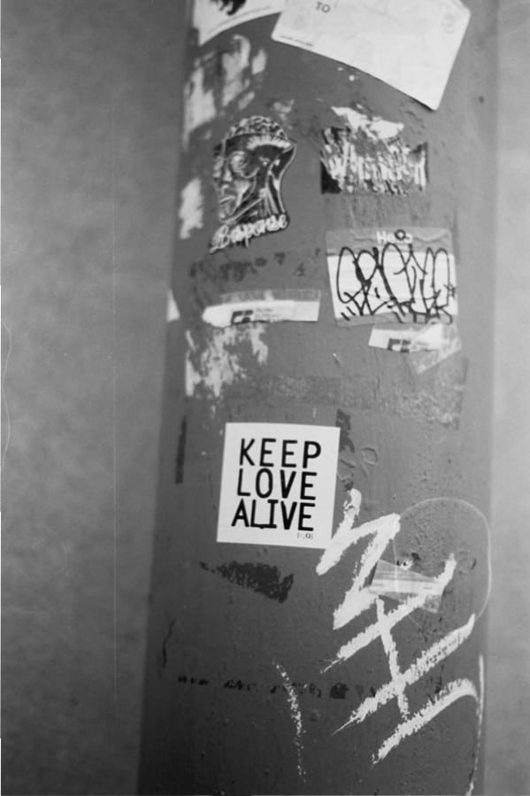 Keep Love Alive