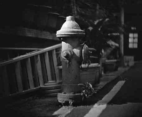 Hydrant – Shot on Rollei Infrared 400 at EI 400 (120 format)