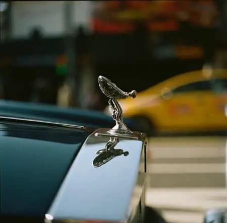 Rolls - Kodak Portra 160