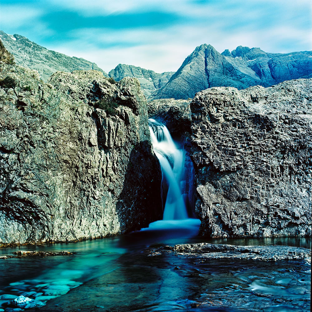 Fairy Pools – Isle of Skye 2014 Hasselblad 501CM/Kodak Ektar