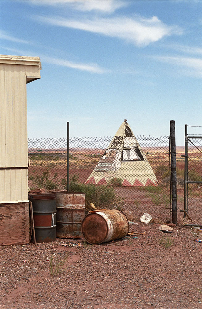 Untitled (New Mexico), 2013 - from the series, The Western Lands