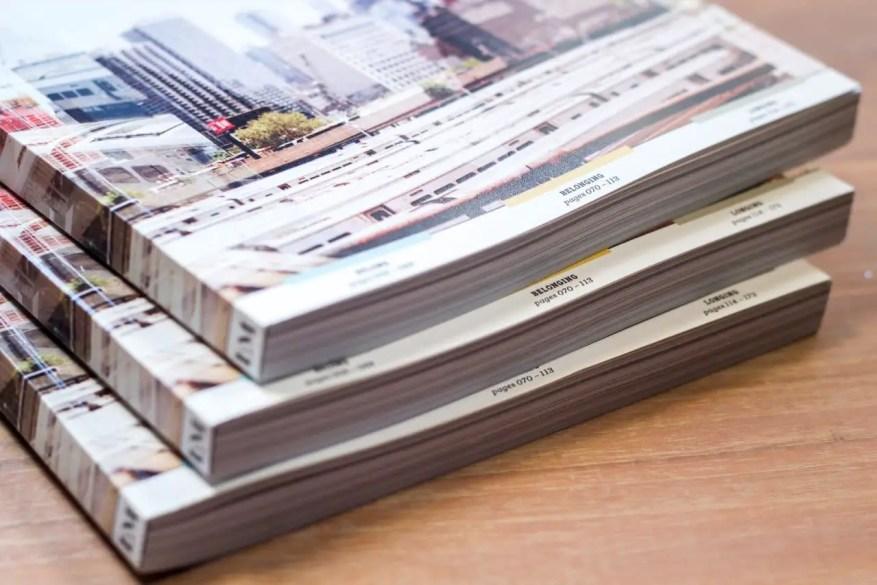 Let's Explore Magazine - issue 00 pre-production