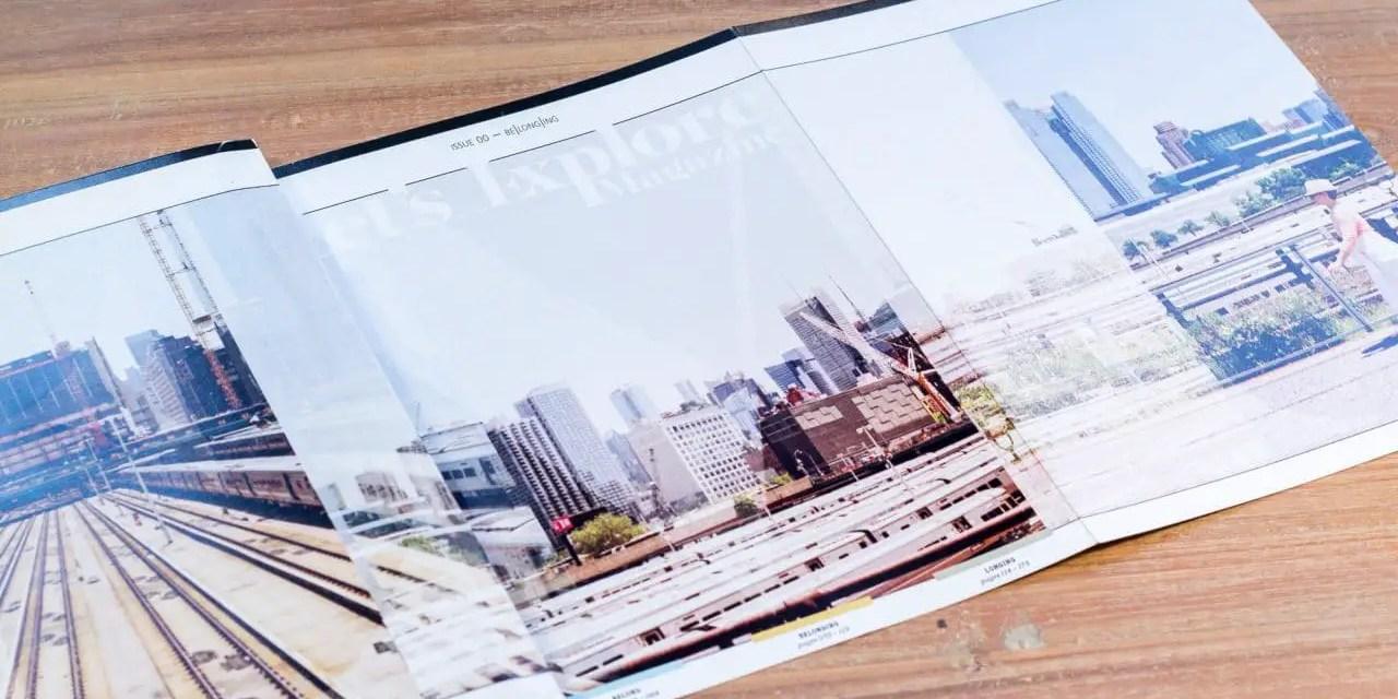 Film Culture: Let's Explore Magazine launch issue 00