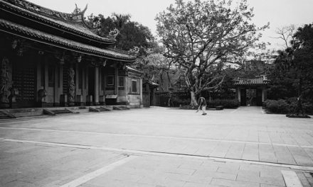 Temple cleaning – Ilford FP4+ (35mm)