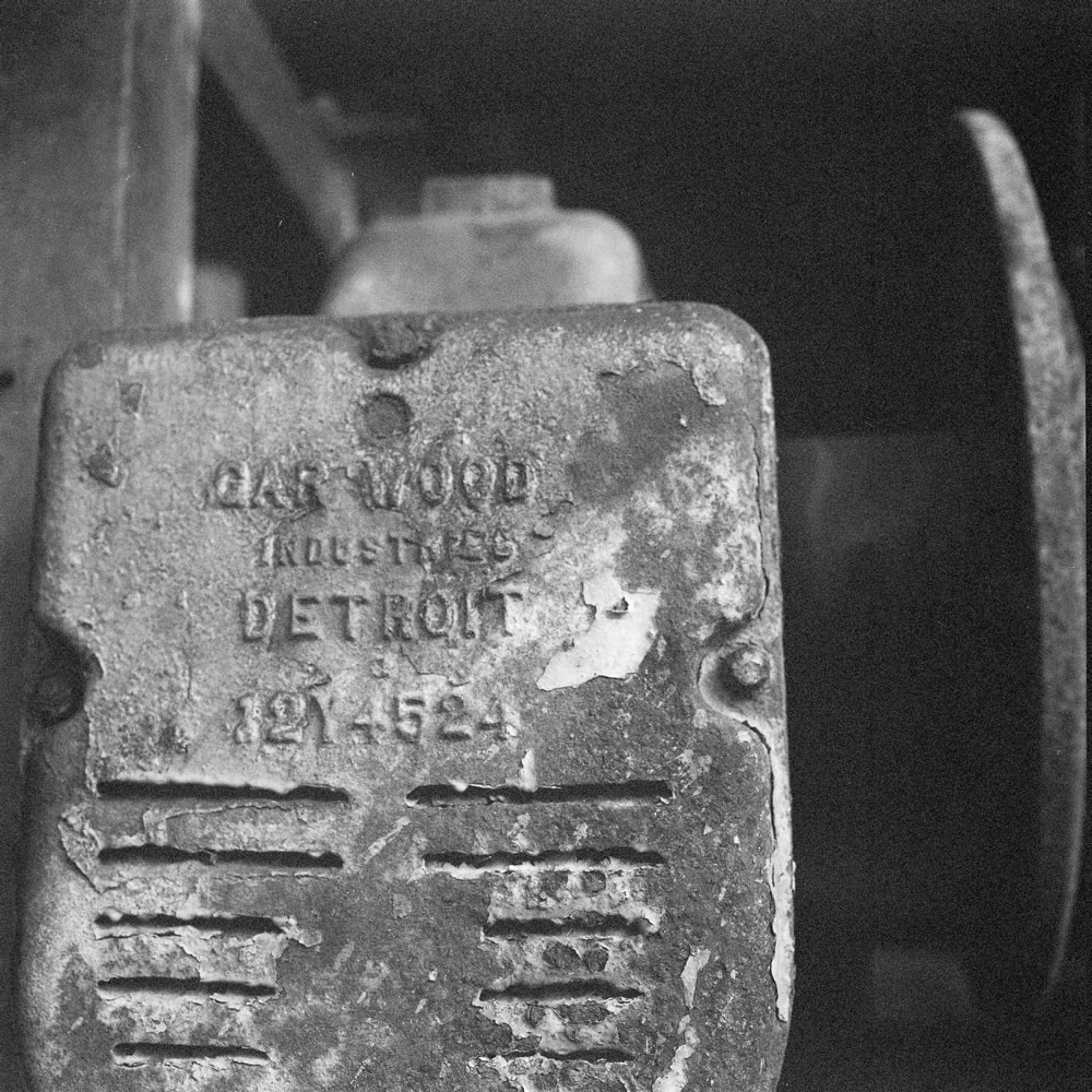 Kodak Portra 400BW - EI 400