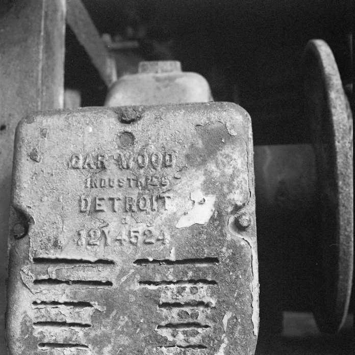 Kodak Portra 400BW - EI 200