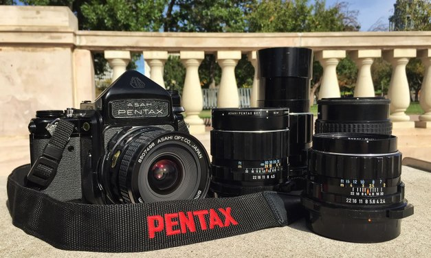Camera Review: Pentax 6×7 – by Daniel J. Schneider