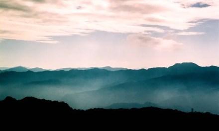 Misty mountains – Kodak Portra 160NC
