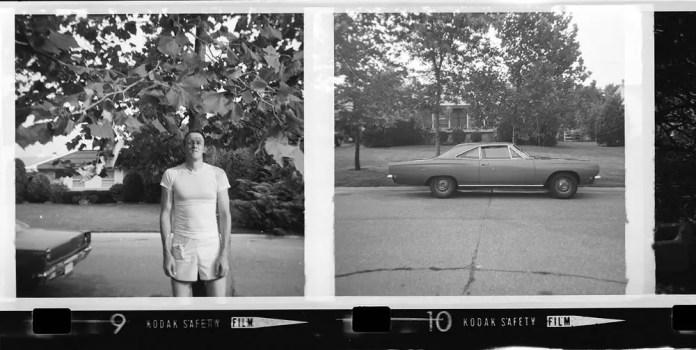 Negatives - 126 Kodak Verichrome (1976)