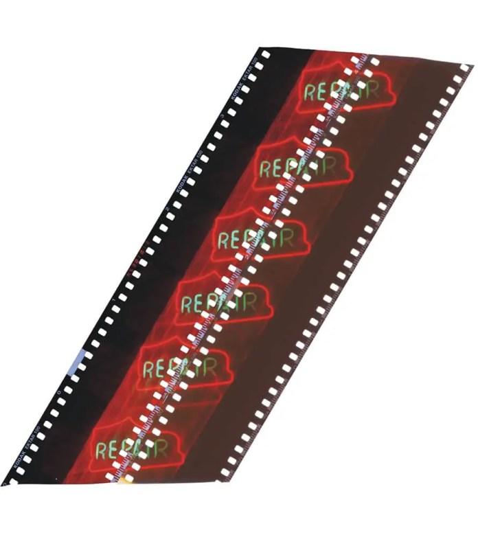 Kodak Ektar 100 (two rolls) in Agfa Clipper Special f/6.3 camera. Cross processed in E6