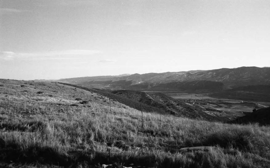 Green Mountain - Canon 7 - Nippon Kogaku W-Nikkor-C 3.5cm f=3.5 LTM - Ilford HP 5+