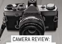 Cover - Camera Review- Olympus OM-1n