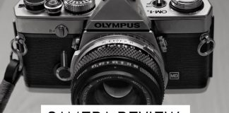 Cover - Camera Review- Olympus OM-1n