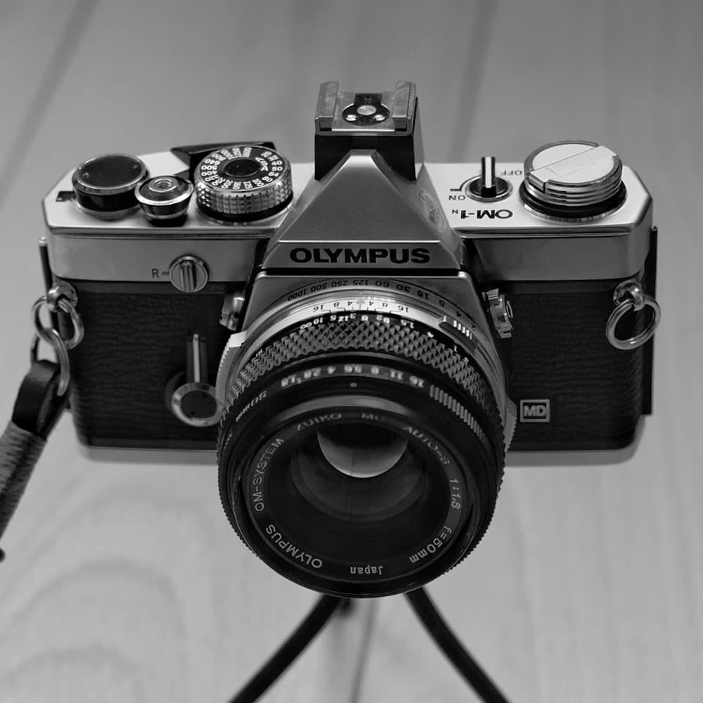 Camera review: the Olympus OM-1N by Sandeep Sumal