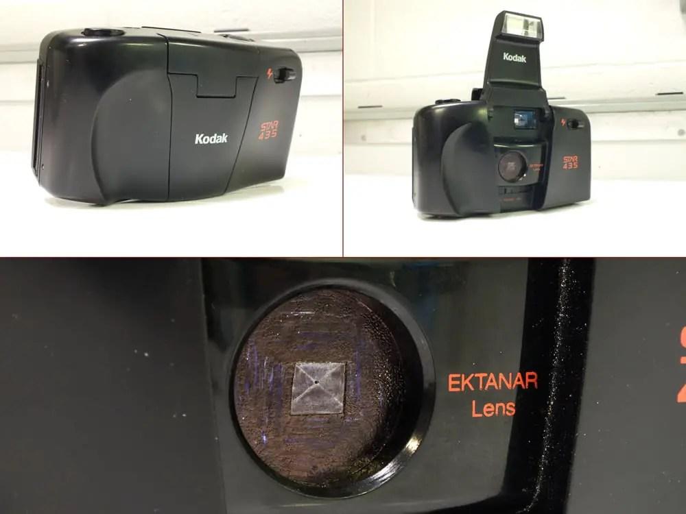 Kodak Star 435 Pinhole