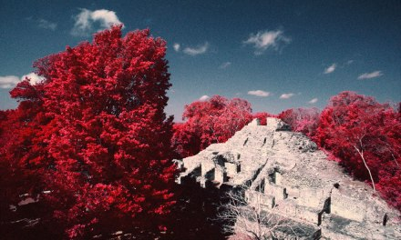 Travelogue: Kodak AEROCHROME in the Yucatan
