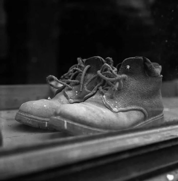 Chaussure Vitrine
