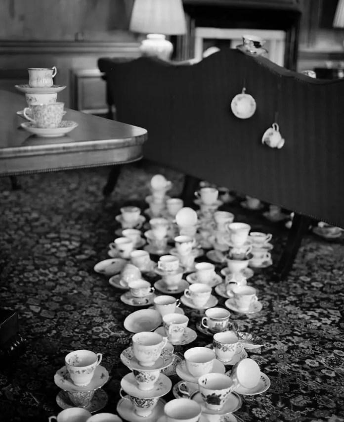 Mamiya RB67 - More tea vicar - Ilford HP5+