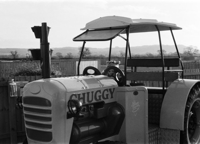 Chuggy - Ilford Delta 400 Professional - Olympus OM10 - Michelle Parr, Harman Technology Sales and Marketing