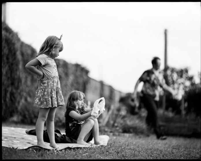 Summer bliss - Pentax 67 - Kodak Tri-X 320