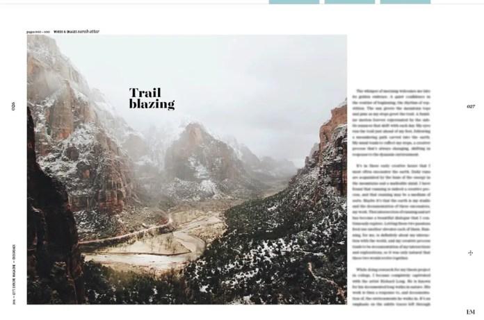 LEM Issue 01 - Sarah Attar