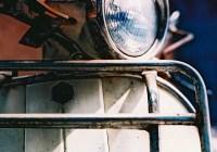 Seen better days - Kodak EKTACHROME E100GP shot at EI 100. Color reversal (slide) film in 120 format shot as 6x6. Expired and cross processed.