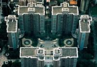 Symmetry - Kodak Portra 160NC shot at EI100. Color negative film in 35mm format.