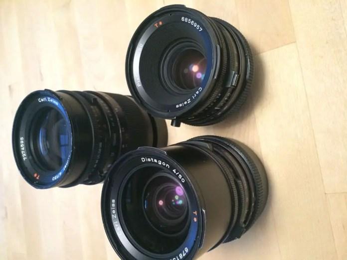 500CM Lenses