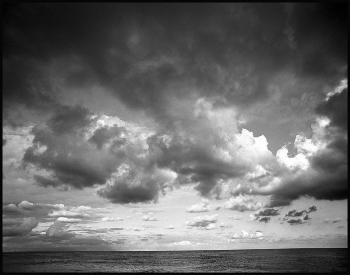 Storm clouds over the English Channel - Ady Kerry