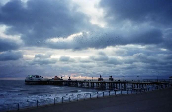 Ricoh GR1s - Blackpool