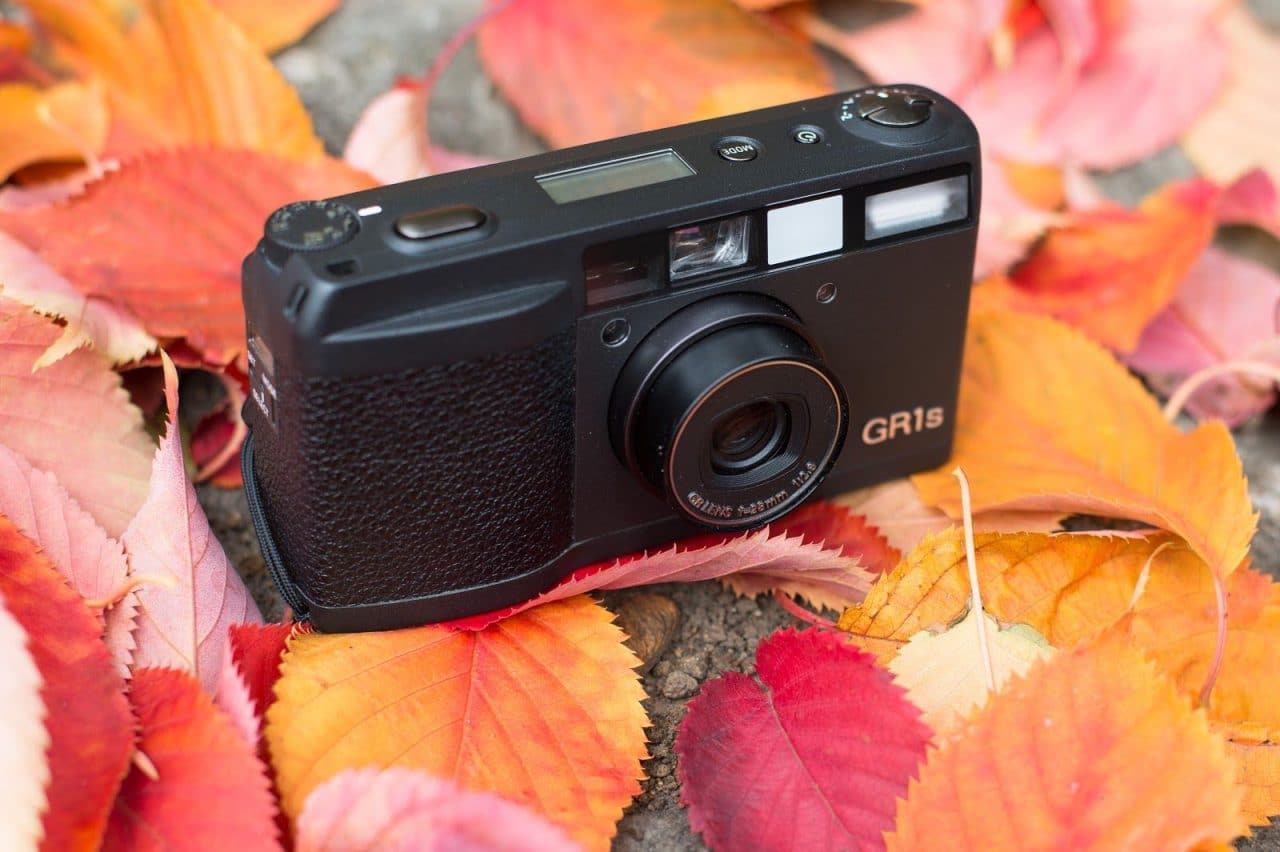 Camera review: Me and my Ricoh GR1s Date by James Gifford-Mead ...