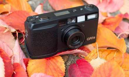 Camera review: Me and my Ricoh GR1s Date by James Gifford-Mead