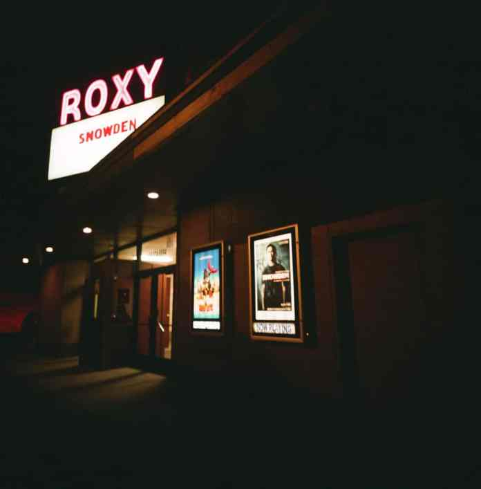 """Two night shots in Holbrook, AZ, when I intentionally went out """"hunting"""" neon signs. Fuji 800 expired."""