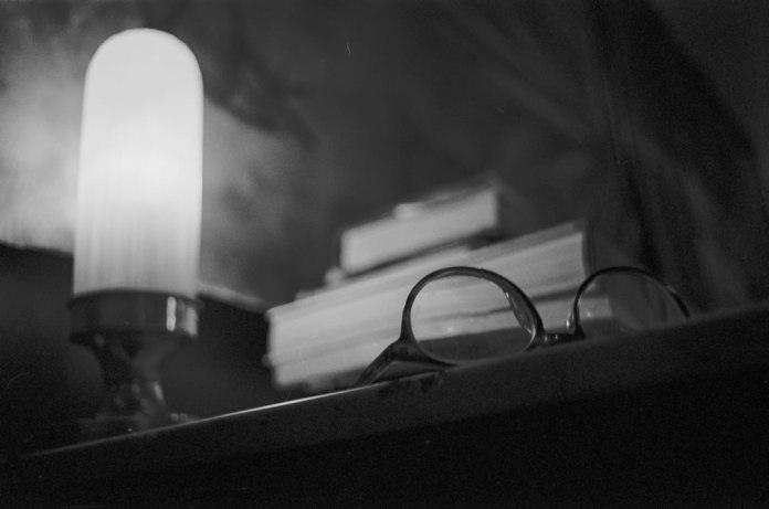 My Glasses - Exakta Varex IIb - Ilford HP5+ - Zeiss Flektagon 35mm