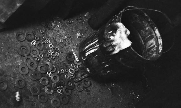 The sorting bucket – Kodak Tri-X 400 (35mm)