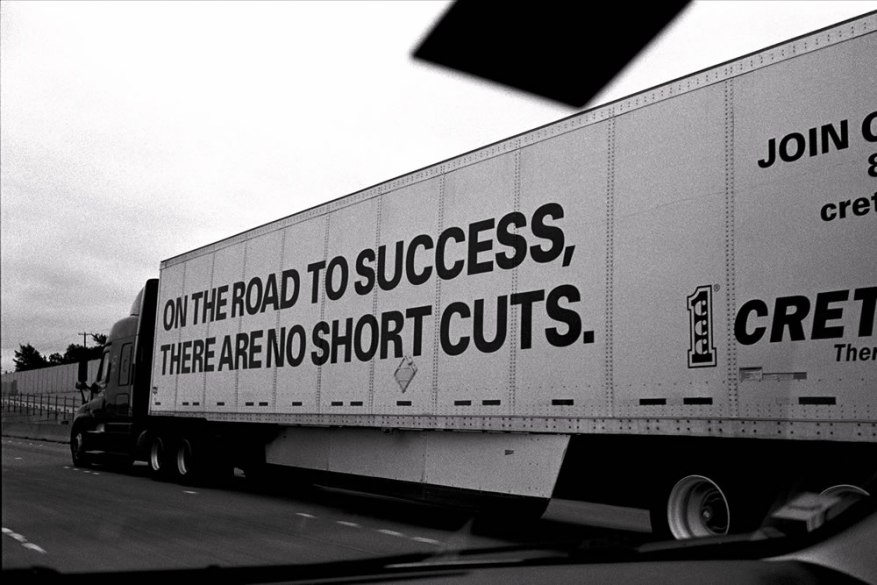 Road to success - Inspired by Friedlander