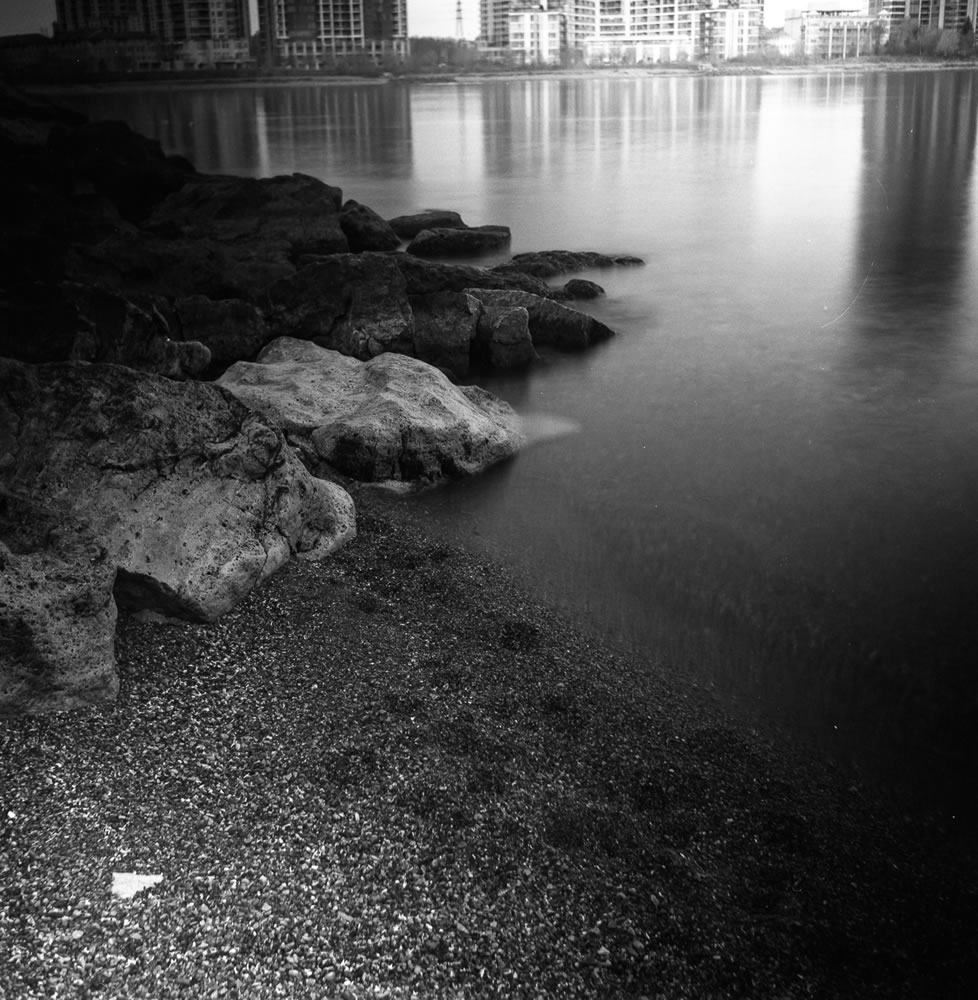 Long Exposure Test - ILFORD Delta 100 Professional - EI: 100 - Aperture: f/11 - Shutter: 4s