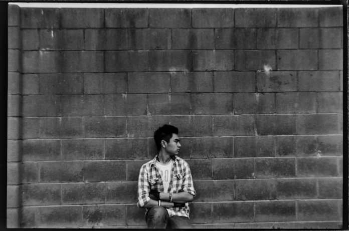 The Wall (South Houston, Texas) - Canon FT QL - Canon FD 50mm F/1.8 - Kentmere 100