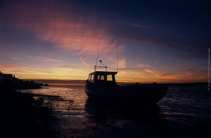 Sunset on Agfa CT Precisa with OM-4ti