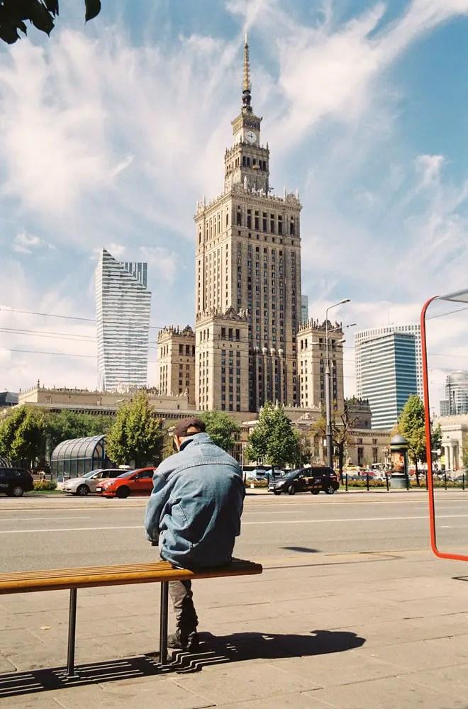 Warszawa, PL - Leica M6 - Kodak Portra 400