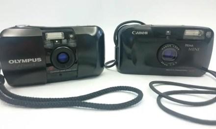 Camera Review: Vergleich der Olympus MJU gegen die Canon Prima Mini. Oder: Die 1€ plus porto challenge! – Andreas Zieroth