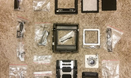 Building a naked Aero Ektar Speed Graphic: The AEROgraphic project part 2 – disassembly and strip down