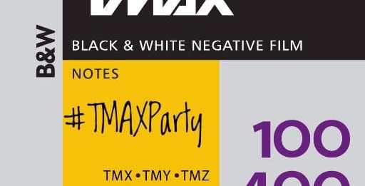 TMAX Party logo